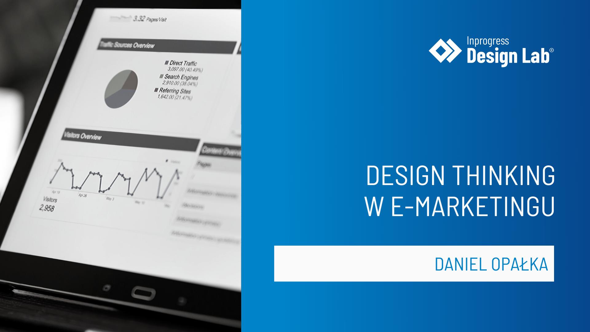 Design Thinking w marketingu - artykuł ekspercki